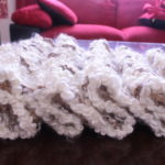 yarn scarf crochet pattern