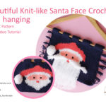 Beautiful-Knit-like-Crochet-wall-hanging-with-Santa-Face-Pattern-page-01